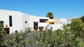 Lanzarote turismo rural - Casa Romantica