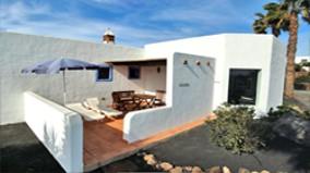 Lanzarote turismo rural - Casa Azul